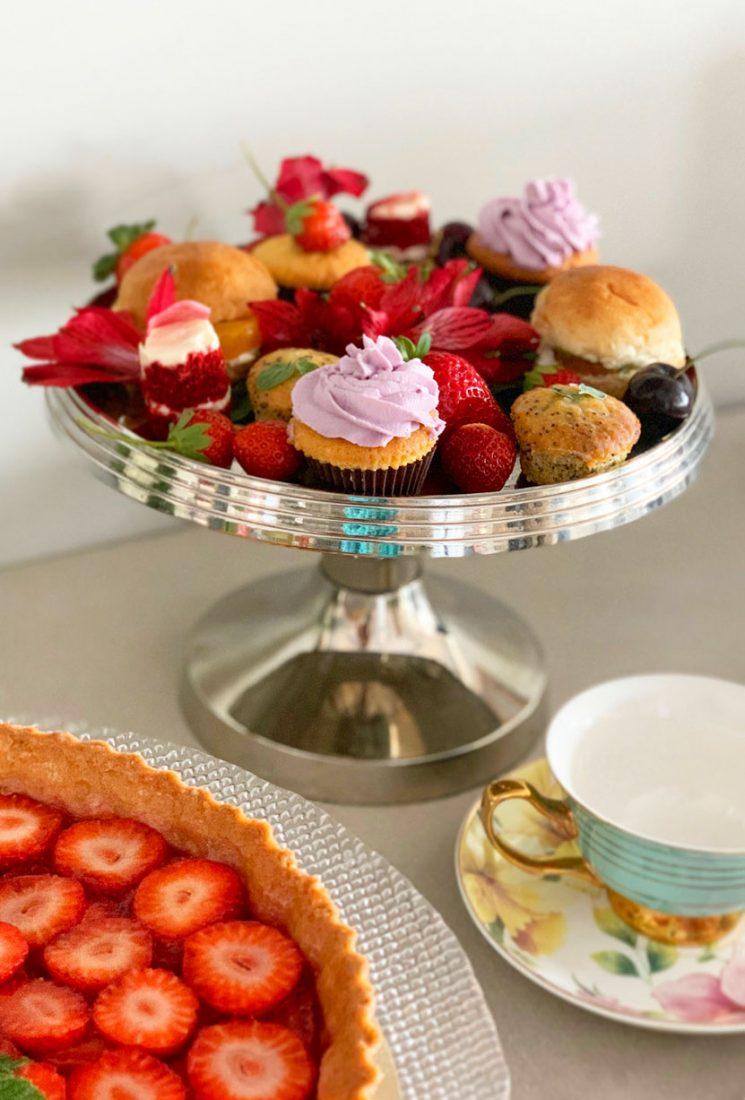 galeria tea party catering la petite cuisine