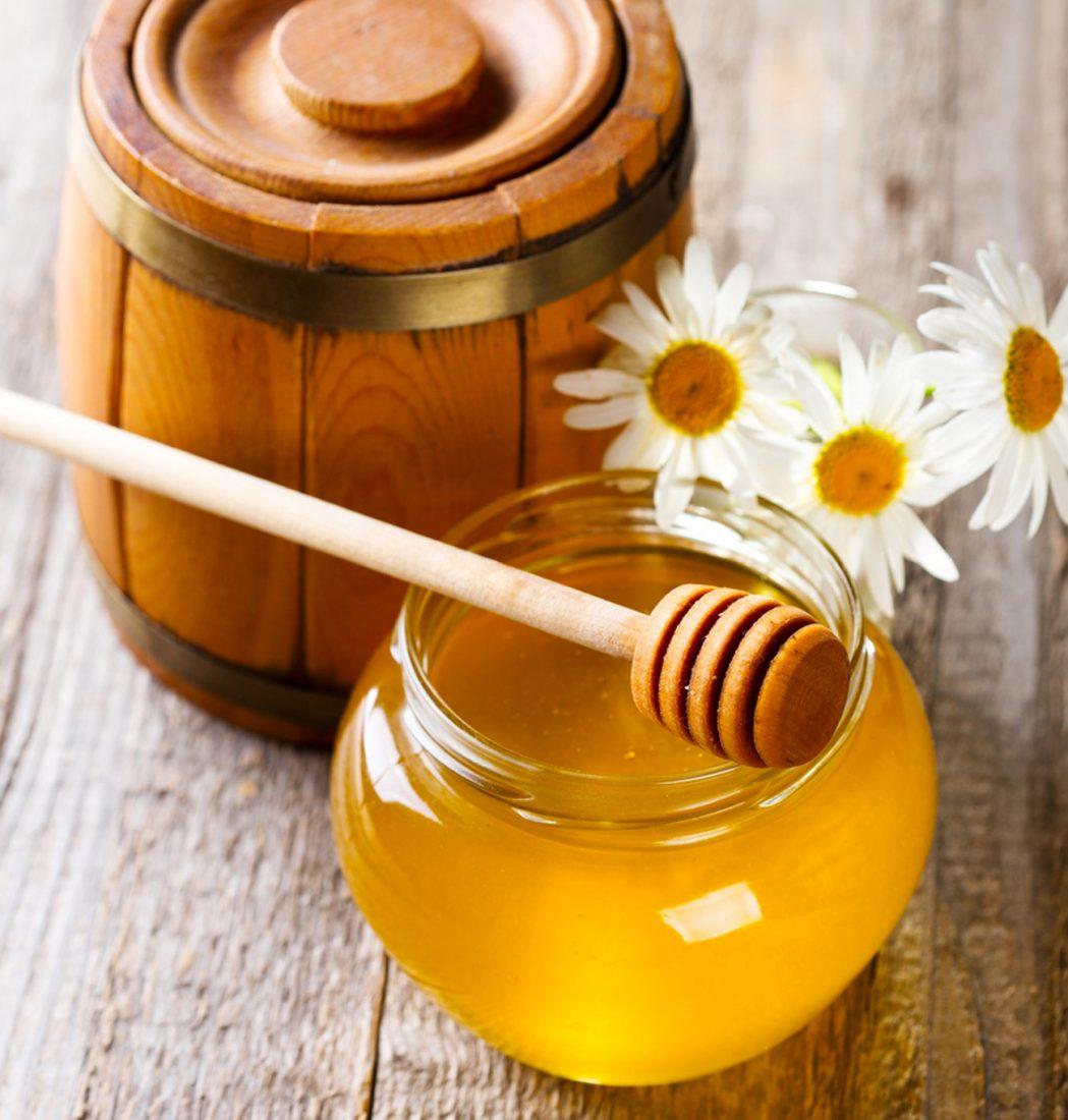 Propiedades dulces de la miel