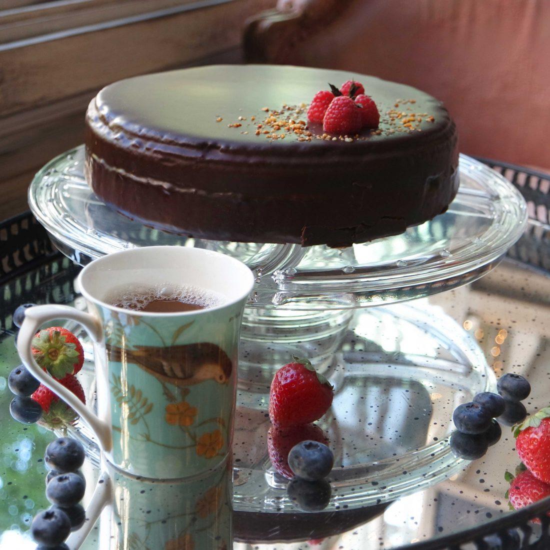 Sacher, una tarta con historia